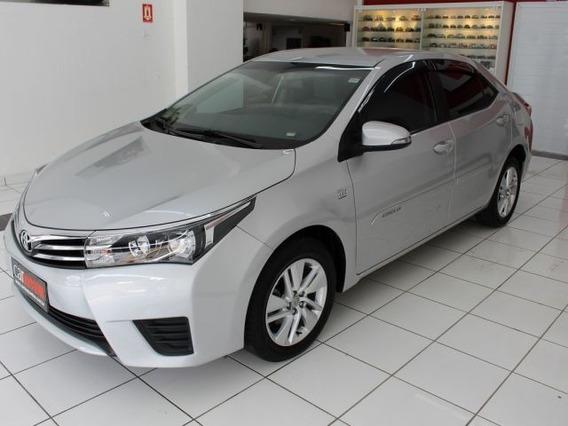 Toyota Corolla Gli 1.8 16v Flex, Impecável