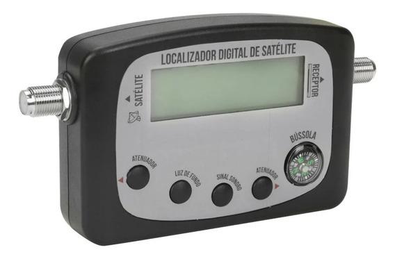 Localizador Satélite Digital Finder Parabolica Profissional