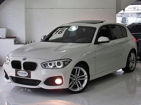 Bmw Serie 1 2.0 M Sport Active Flex Automatico 2016 Top