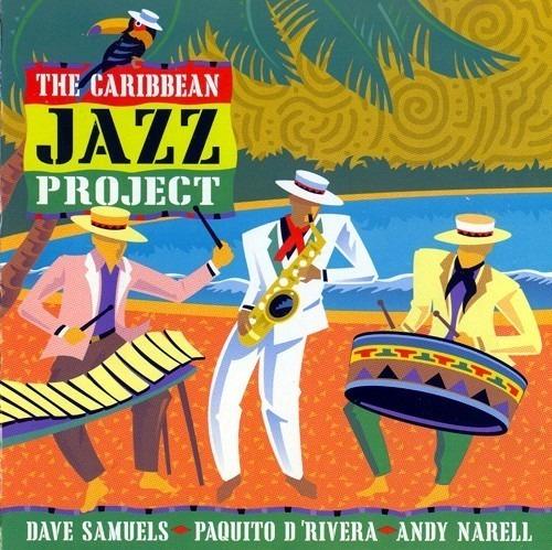 Cd Paquito D`rivera - The Caribbean Jazz Project (1995)