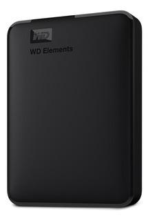 Disco Element Wd Externo 2 Tb Usb 3.0 Portatil Garantia