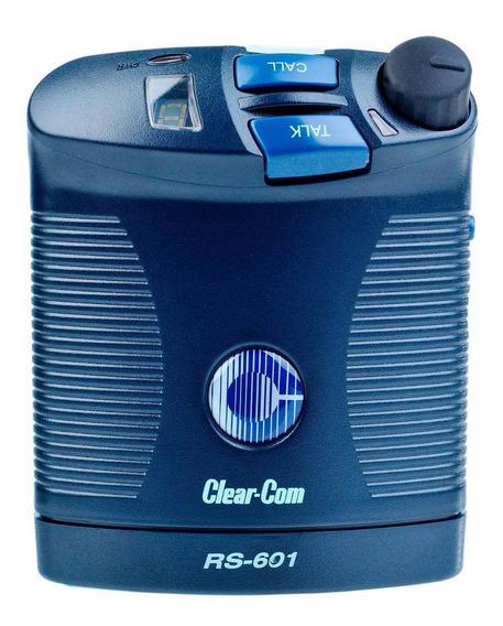 Sistema De Intercomunicação Clear-com Beltpacks Rs-601 Xlr