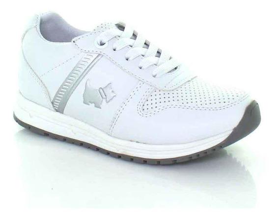 Sneaker Niño, Calzado De Niño, Blanco, Ferrioni,h17-006-05