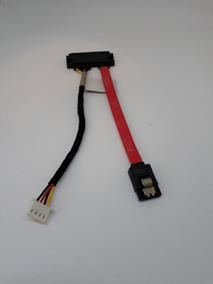 Cabo Sata 15 + 7 Pin Energia/dados Para 4 Pin Ide+sata Dado