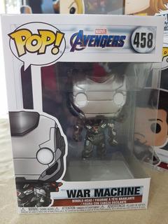 Funko Pop War Machine 458 Avengers Endgame