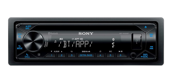 Estéreo para auto Sony MEX N4300BT con USB y bluetooth