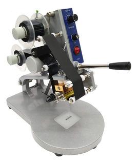 Codificadora Impresora De Hot Stamping Manual Mod Dy-8