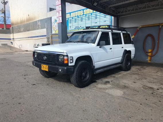 Nissan Patrol Y60 - Turbo Diesel