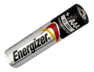 40 Pilas Alcalinas Energizer Max Aaa E92 Blister 10x4 Jmp