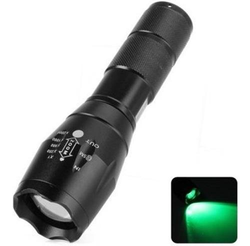 Lanterna Ultrafire A 100 Cree Q5 - Led (luz Verde)