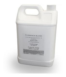 Jabón Líquido En Bidón De 5 Litros - Aceite De Argán