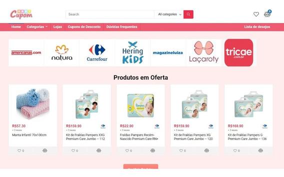 Site De Cupom De Desconto E Ofertas
