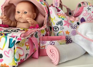 Bambineto C/pañalera Bebé 9 Meses The Funursery Baby Care