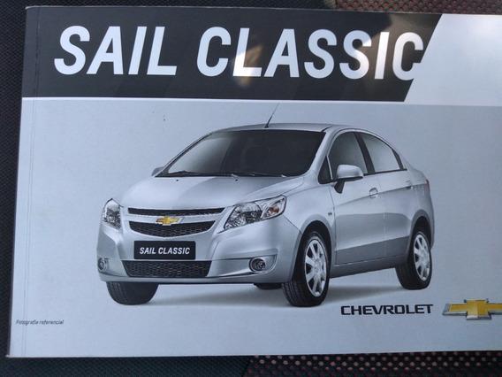 Chevrolet Sail 1.5 Ls - 2017 Con Aire Único Dueño