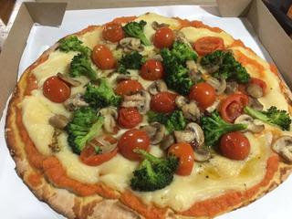 Pizza Veganas Congeladas