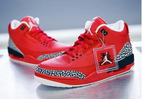 Zapatillas Jordan Air 3 Varon