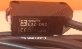 Sensor Fotoeletrico Omron 3ez-d82