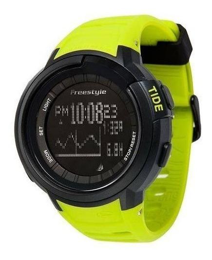 Relógio Freestyle Mariner Tide - Amarelo/preto