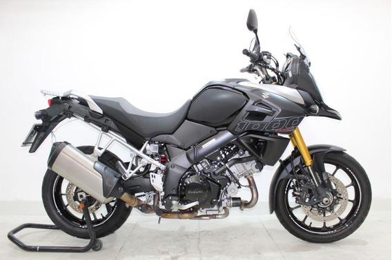 Suzuki V Strom 1000 Abs 2018 Preto