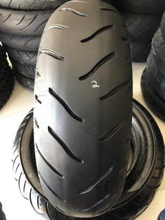 Llanta De Moto Dunlop 180/60r16 Seminueva 95% De Vida