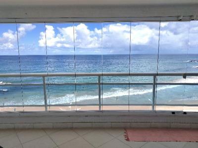 Apartamento Quarto E Sala Com Vista Mar 50m2 Em Ondina - Tpa206 - 34054333
