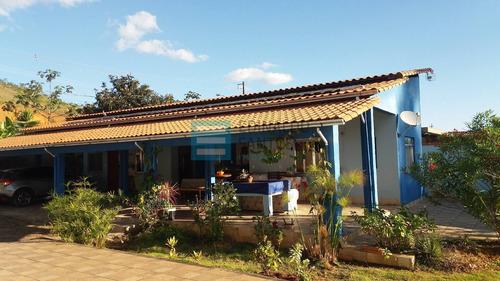 Edinaldo Santos - Cond. Fazenda Do Tanque Granja De 1.552 M2 Com Casa 2/4 - 916