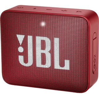 Jbl Parlante Bluetooth Go 2 Rojo