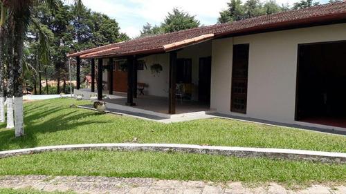 Chácara Com 3 Dormitórios À Venda, 4400 M² Por R$ 650.000,00 - Santa Elisa - Itupeva/sp - Ch0222