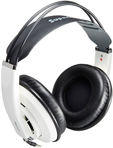 Auriculares Superlux Hd681 Evo Professional Monitoring Blanc
