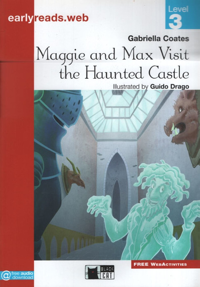 Maggie And Max Visit The Haunted Castle - Earlyreads 3