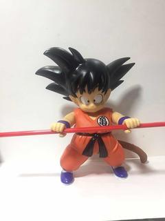 Goku Dragon Ball C/báculo Banpresto Loose