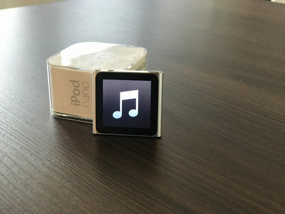 Apple iPod Nano 6th Geração