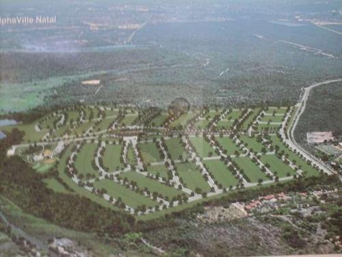 Imagem 1 de 16 de Terreno Em Condomínio  Localizado(a) No Bairro Pium Em Parnamirim / Parnamirim  - 355