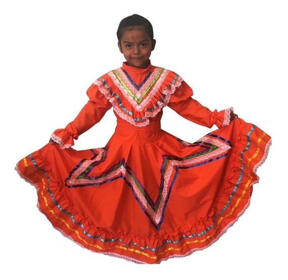 Vestidos De Adelitas Para Niñas En Mercado Libre México