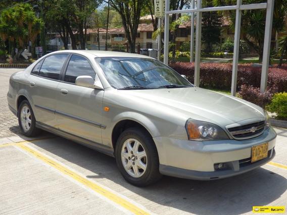 Chevrolet Epica Lt 2.0 Mt
