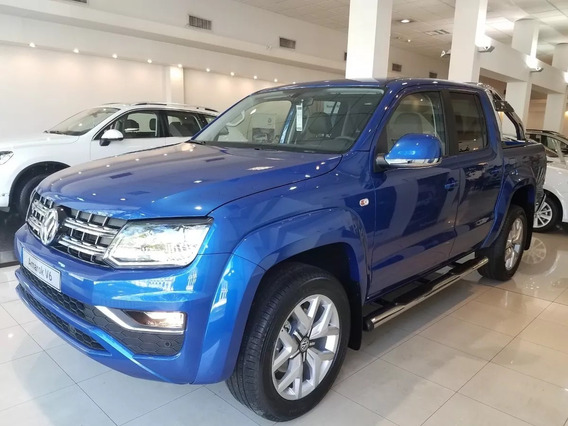 Volkswagen Amarok 3.0 V6 Cd Highline 0 Km Je