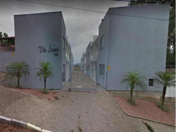Casa Para Venda Em Novo Hamburgo, Rondônia, 2 Dormitórios, 1 Banheiro, 2 Vagas - Dva043_2-983304
