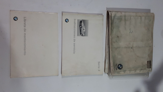 Manual De Instruções Serviço Manutenção Bmw 318 Ti Hatch
