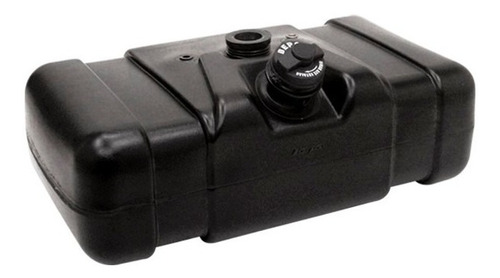 Tanque Combustible 80lts Polietileno Cod.:409369 Modelo Bepo