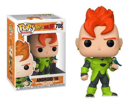 Funko Pop! Android 16 #708