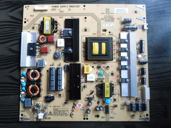 Placa Da Fonte Tv Toshiba Led551s95d - Codigo: Kps+l190c3