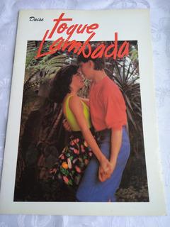 Songbook Toque Lambada (edição Esgotada Na Editora)