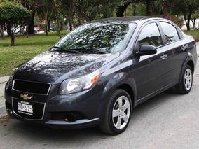 Chevrolet Aveo 4p Lt 5vel Man