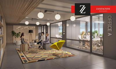 Oficina Premiun En Torre Emilia Mendoza - Capital
