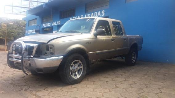 Sucata Ranger Xl 2004 2.8 Power Strock Diesel