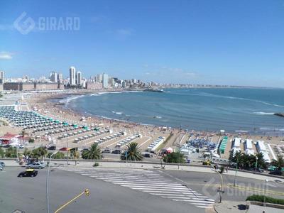 3 Amb. Con Vista Al Mar Y Al Torreon | Edificio Maral 20 | Oportunidad.