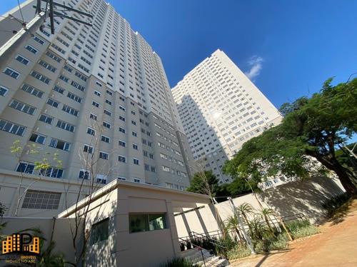 Imagem 1 de 24 de Aconchegante Apartamento Novo 03 Dormitórios,  Suíte 01vg  Próximo Estação Cptm Socorro -fit Casa Rio Bonito Socorro - Sp - Ap03419 - 69456459