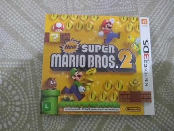 New Super Mário Bros.2 Nintendo 3ds Mídia Física