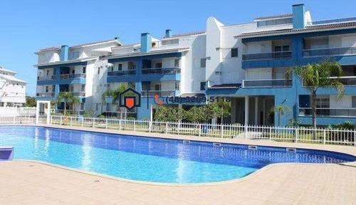Lindo Apartamento Com 2 Dormitórios - Apartamento Para Aluguel No Bairro Ingleses Do Rio Vermelho - Florianópolis, Sc - 291