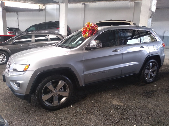 Jeep Grand Cherokee Limited Lujo 2015 !!piel , Coco, Gps!!